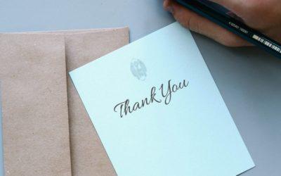 Et si on se disait Merci ? Le pouvoir de la Gratitude